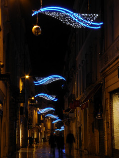 Montpellier (34), illuminations 2010