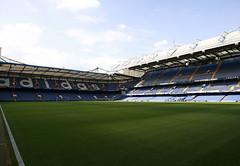 สแตมฟอร์ดบริดจ์ Stamford Bridge สนามเหย้าของสโมสรฟุตบอล เชลซี