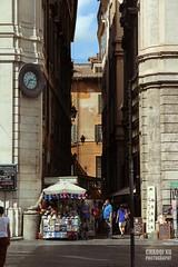 (Chaoqi Xu) Tags: street city travel italy rome roma canon photography eos strada italia colore foto fotografia    viaggio   xu citt          600d  2013 chaoqi