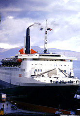 Image titled QE2 River Clyde 1960s