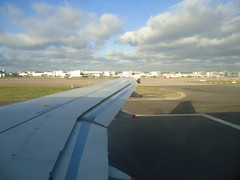Flying to Tenerife - Dec 2013 (CovBoy2007) Tags: cruise london clouds plane flying airport aircraft wing canarias aeroplane airbus canaries britishairways takeoff canaryislands gatwick msc islascanarias croisire a319 gatwickairport londongatwick airbusa319 londongatwickairport msccrociere msccruise crociere eurotraveller canariescruise canarycruise