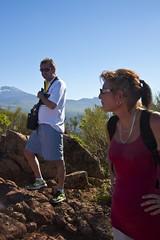 Guergues Steig - Weihnachten 2013 (drloewe) Tags: mountains rocks labrador hiking natur insel berge tenerife teneriffa canaryislands wandern felsen kammwanderung guerguessteig