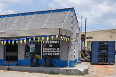 Tire Mart of Barnesville (jwcjr) Tags: barnesvillega barnesvillegeorgia smalltownga tiremartofbarnesville