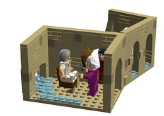 Lego Cistern Kidnapping 01 (mcs157218) Tags: rome history lucy blood sand war lego arena gods tvshow rom spartacus starz damned gladiator antiquity geschichte vengeance antike lawless doctore ludus crixus batiatus