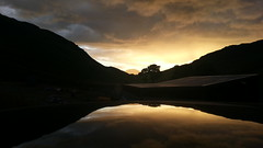 Evening Reflections, Glenelg & Arnisdale - Eric Hawthorn