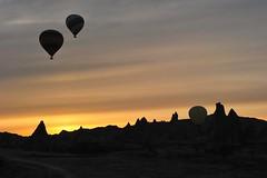 Greme, Cappadocia (Kapadokya, Turkey) 948 (tango-) Tags: sunset turkey day cloudy trkei cappadocia greme turchia kapadokya kappadokien