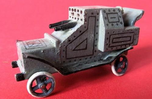 Frohs panzerwagen