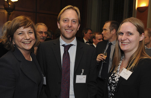 Jackie Hunter, Andrew Smith  and Christina Miller