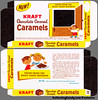 "Kraft Candy Kitchens - Chocolate Covered Caramels - candy box - Marathon printer package sample - 1962 • <a style=""font-size:0.8em;"" href=""http://www.flickr.com/photos/34428338@N00/11992041476/"" target=""_blank"">View on Flickr</a>"