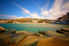 Andros island, Batsi beach! (ATSICHLAS (Busy)) Tags: longexposure island sigma1020mm sonya350 anrdos