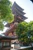 Hanshan (WrldVoyagr) Tags: china tower suzhou hdr jiangsu photomatix tonemapped hanshan 5xp 寒山别院