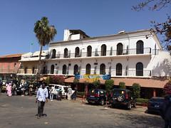 L'hôtel de la Poste