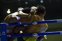 Muay Thai. Lumpinee (Manu Brütal) Tags: thailand bangkok thai warrior muay muaythai thaiboxing lumpinee thaiwarrior colorsofthailand canon700d