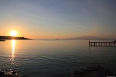 tramonto #1 (Salvo Marturana) Tags: italy italia tramonto mare sicily augusta etna sicilia vulcano brucoli tamron1750 canon550d