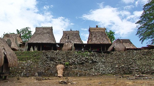 Indonesia - Flores - Traditional Village Bena - 96