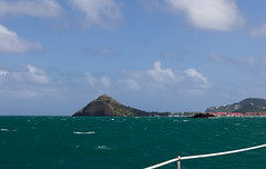 IMG_0599 (jaglazier) Tags: trees mountains clouds islands landscapes rocks seascapes january cities carribean points headlands bays urbanism atlanticocean forests stlucia deciduoustrees 2014 saintlucia rodneybay 11114 grosislet copyright2014jamesaglazier