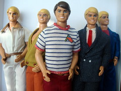 Superstar Barbie Ken 1977 (ColeKenTurner) Tags: male vintage mod suits doll ooak ken barbie best buy 1978 1977 superstar