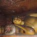 Dambulla - Reclined Buddha