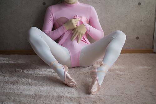 ballerina tights fetish