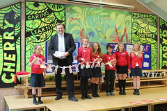 """Stephen Mosley MP meets Cherry Grove Primary school children supporting Send My Friend to School Campaign • <a style=""""font-size:0.8em;"""" href=""""http://www.flickr.com/photos/51035458@N07/14332922580/"""" target=""""_blank"""">View on Flickr</a>"""