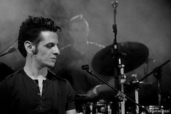 306 (sheslostcontrol sara) Tags: milan rock live goth band medulla cameraoscura