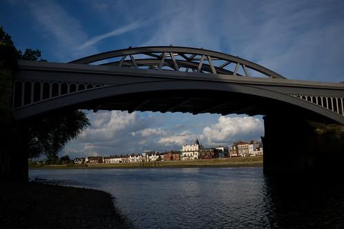 Barnes Railway Bridge & The Terrace ©  Still ePsiLoN