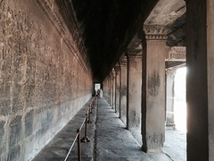 Ancient city- Angkor Wat (cattan2011) Tags: nature landscapephotography landscape architecture phmonpenh angkorwat cambodia travelblogger traveltuesday travel building ancient ancientcity