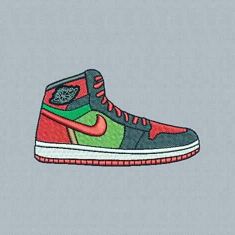 Digitized #nike - true flat rate embroidery digitizing - prices start at $5.99 per design. Email your artwork in pdf, jpg or png format to indiandigitizer@gmail.com. http://ift.tt/1LxKtC5 #FlatRateEmbroideryDigitizing #Indiandigitizer #embroiderydigitizin