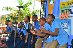 Montego Bay International Day of Peace Celebrations