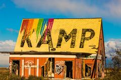 2 Guns (Thomas Hawk) Tags: 2guns arizona canyondiablo kamp route66 rte66 twoguns usa unitedstates unitedstatesofamerica abandoned graffiti fav10 fav25 fav50