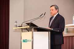 Mario Draghi (DIW Berlin) Tags: bank diweuropelecture mariodraghi rede zentralbank berlin