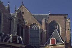 Oude Kerk (The Old Church) Detail (DanielZelnio) Tags: amsterdam netherlands oudekerk