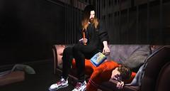 cheesus (aarontj90) Tags: hipster cool jesus yeezus snack friends sl sanarae valekoer bong smoking weed boys titzuki tmp mesh