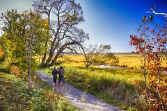 Marche au Sentier du Littoral (URBANIT) Tags: rimouski fleuve sentier littoral srnit marche batture saintlaurent basdufleuve sacrcoeur nazareth lower river shore sant respirer respiration
