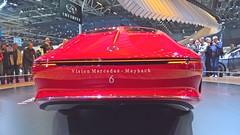 Mercedes maybach vision 6 20 (benoit.patelout) Tags: mondial automobile paris 2016 mercedes maybach vision 6