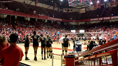 View From The Floor (mistabeas2012) Tags: uw field house
