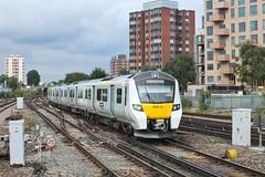 700113 East Croydon (anson52) Tags: emu 700