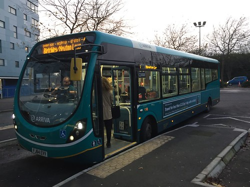 Arriva The Shires 3339 (FJ64EVV)