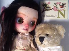 Blythe-a-Day October#16: Toy: Nerissa