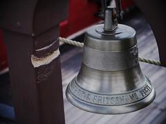 """Petit & Fritsen"" (Long Sleeper) Tags: museum thenationalmaritimemuseum display bell foundry petitfritsen amsterdam holland thenetherlands lumixg425mmf17asph dmcgx1"