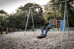 Fail FDT (#110) (Forty-9) Tags: fail selfie forty9 tuesday fdt110 2016 facedown facedowntuesday tomoskay park lightroom fdt canon efslens eos60d 18102016 playground efs1022mmf3545usm october 18thoctober2016 swing