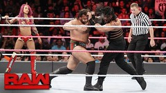 Roman Reigns & Sasha Banks vs Rusev & Charlotte full match (wwefunnyclasher) Tags: roman reigns sasha banks vs rusev charlotte full match