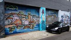 (seua_yai) Tags: northamerica america usa california bayarea sanfrancisco thecity downtown urban people wheels street automobile car porsche 911 turbo germancar sportscar candid lifeinthestreet sanfrancisco2016