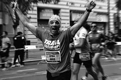 Maratn (cristinabustosq) Tags: maratn man hombre run running correr valencia sport deporte