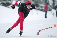 Speed Skating 2016 - #20 (GilBarib) Tags: speedskating xt2 action longuepiste qubec longtrack gilbarib xf50140mmf28rlmoiswr sport xf14xtcwr stefoy anneaugatanboucher patinagedevitesse