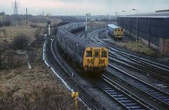 M28872M Birkenhead North 3rd March 79. (54A South dock) Tags: m28872m birkenhead north 1979