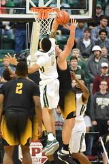 MBasketball-vs-AppState, 11/28, Chris Crews, DSC_8233 (Niner Times) Tags: 49ers asu appalachian basketball cusa charlotte d1 mens mountaineers ncaa state unc uncc ninermedia
