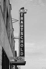 C.M. Trautschold Company (dangr.dave) Tags: waco tx texas downtown historic architecture mclennancounty trautschold neon neonsign trautscholdcompany
