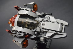 DSC_0039 (BrickTrain) Tags: lego scifi moc afol spaceship outerspace