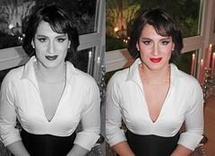 close-ups (Annastasya) Tags: vintage pinup nastjona nastjasherer crossdress crossdressing crossdresser transvestite tgirl transgendered